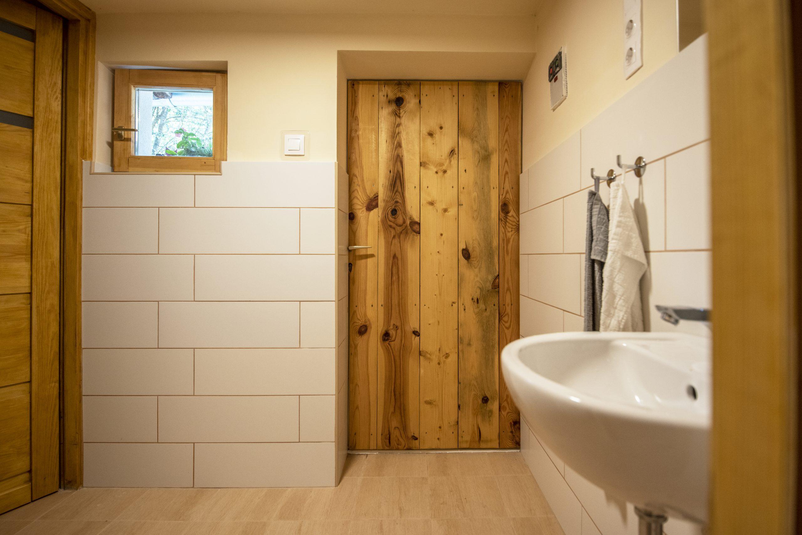 ÉletMagTárHáz - fürdőszoba