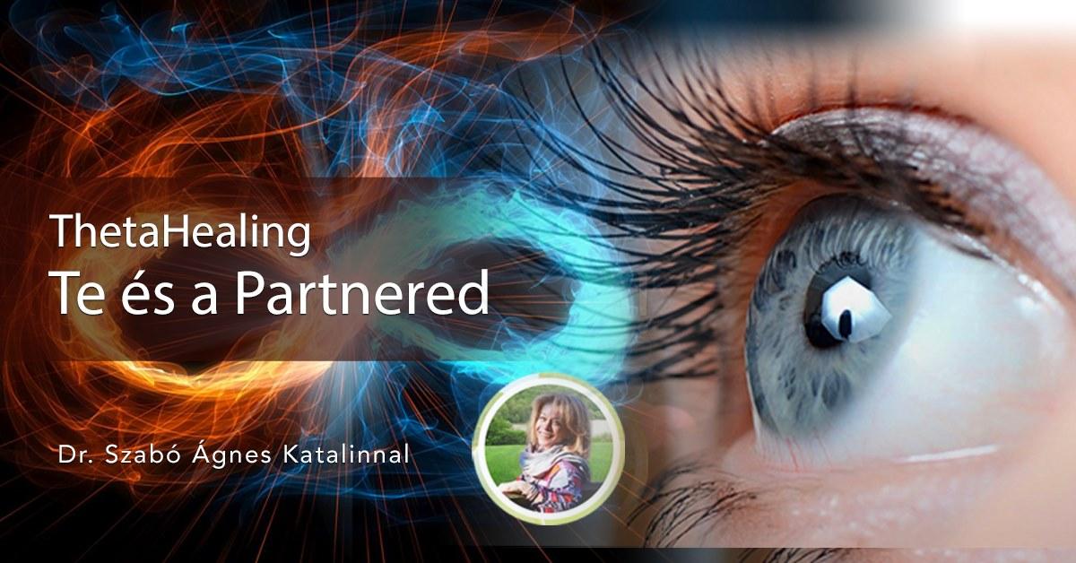Te és a Partnered Theta Healing tanfolyam
